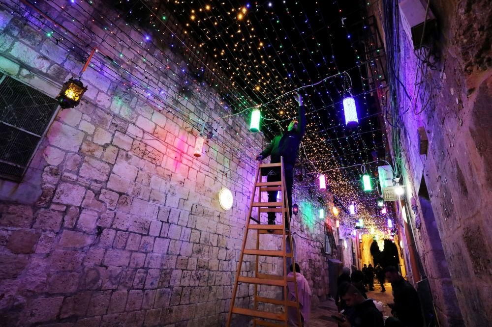 ماه رمضان در کشورهای جهان اورشلیم