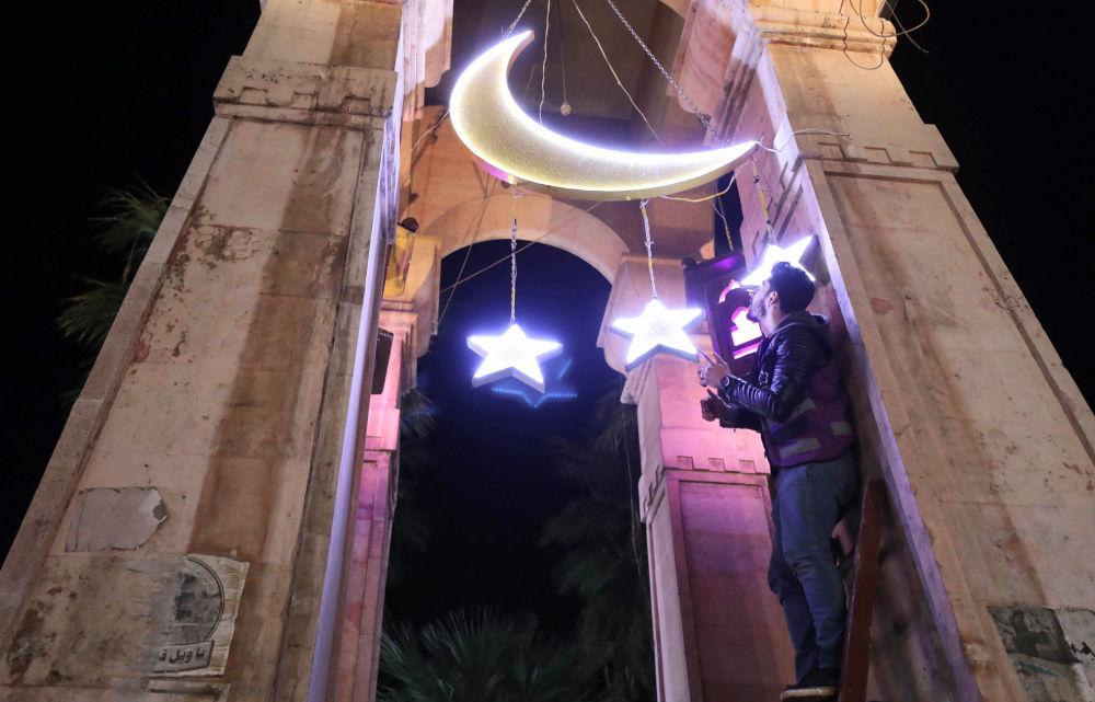 ماه رمضان در کشورهای جهان سوریه