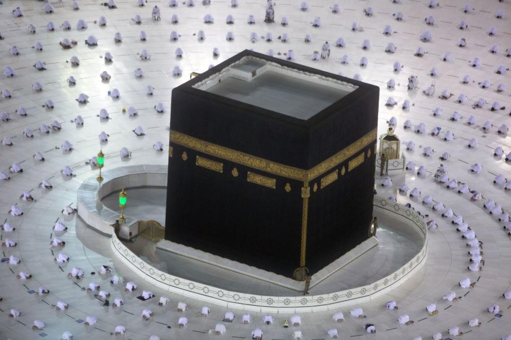ماه رمضان در کشورهای جهان مکه
