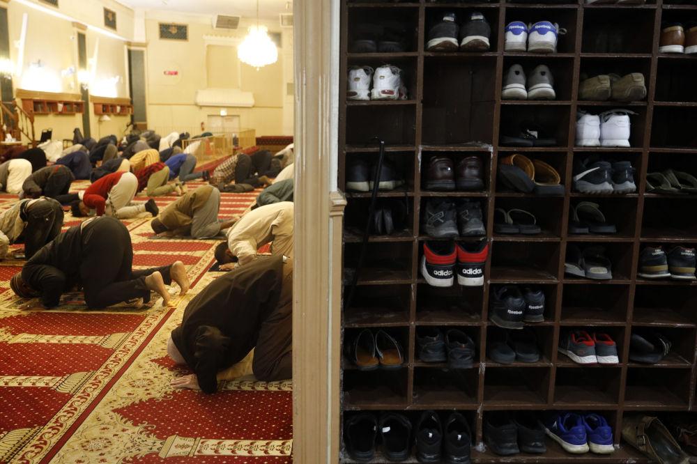ماه رمضان در کشورهای جهان شیکاگو