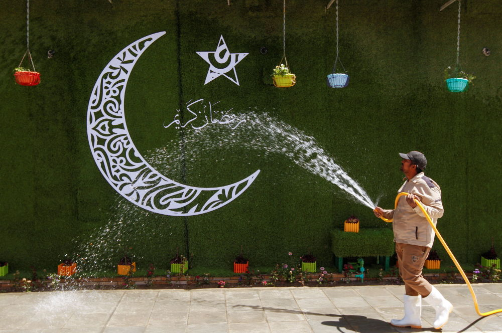 ماه رمضان در کشورهای جهان نجف