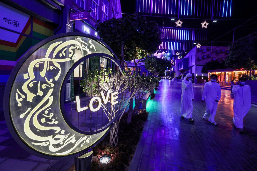 ماه رمضان در کشورهای جهان دبی امارات