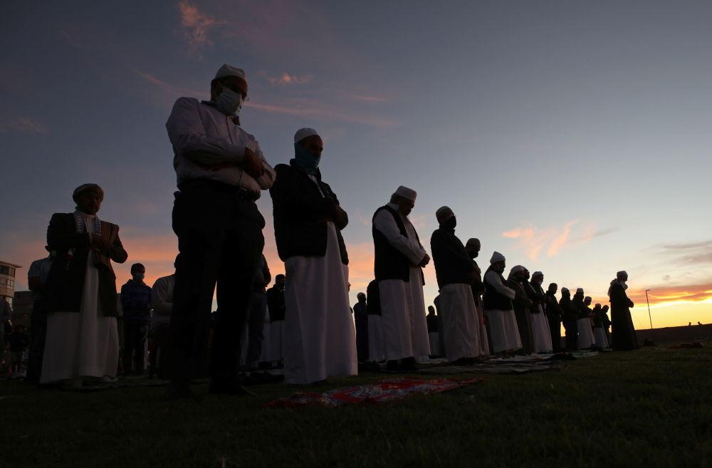 ماه رمضان در کشورهای جهان آفریقای جنوبی