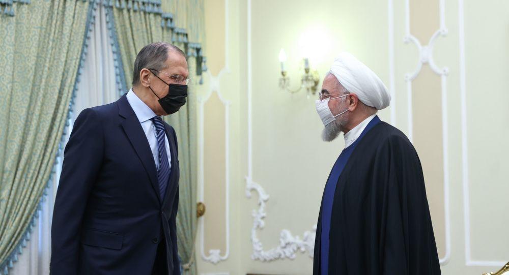 قدردانی روحانی از موضع روسیه در برجام