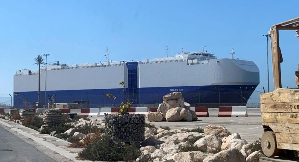 رسانه آمریکایی مدعی شد ایران در حمله به کشتی اسرائیلی نقش داشته است