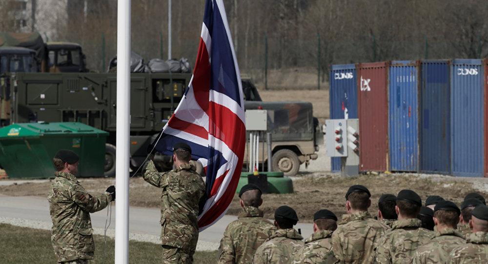 بازداشت سربازان مست انگلیسی در نزدیکی مرز روسیه و استونی