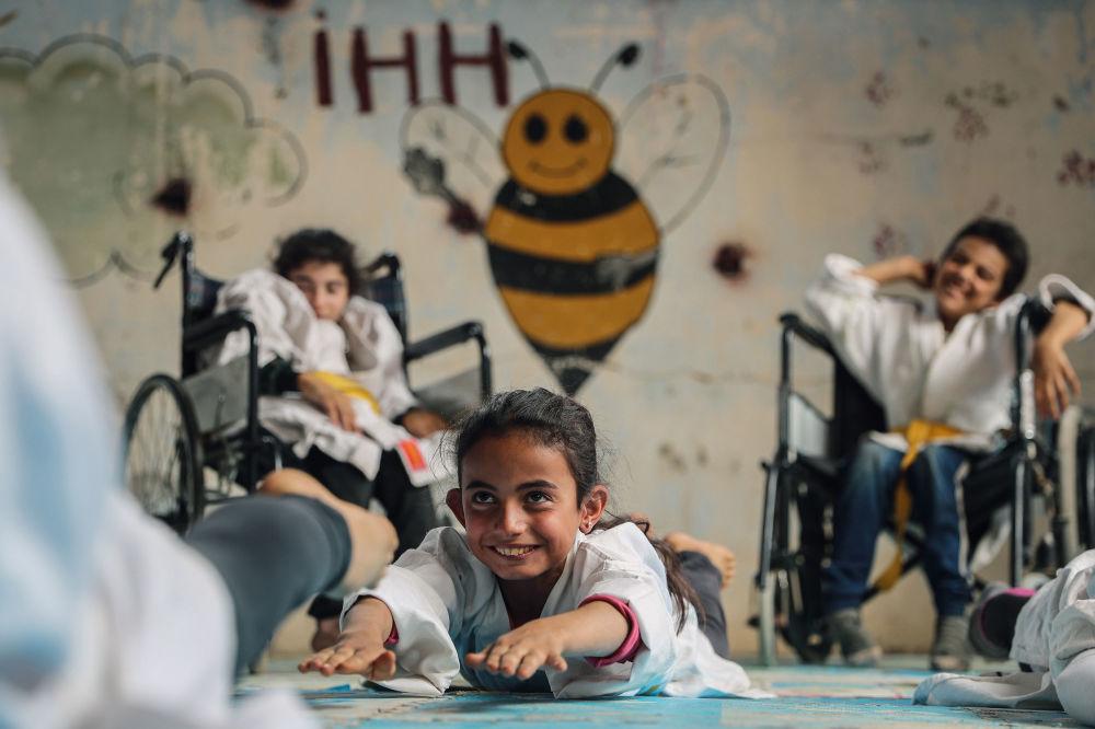 مسابقه عکاسی «سونی وورلد» 2021 میلادی عکاس، اناس الخاربوتلی از سوریه