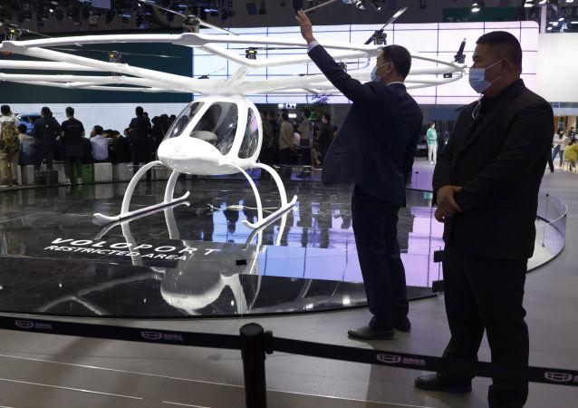 ثبت رکورد برد برای وسایل نقلیه پرنده برقی + ویدئو