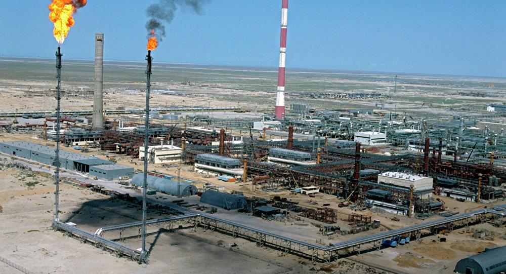 انتقال نفت از گوره به جاسک آغاز شد