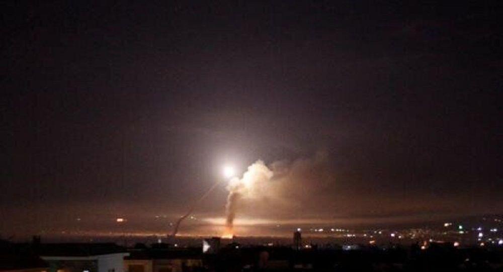 حملات موشکی دوباره اسرائیل به دمشق