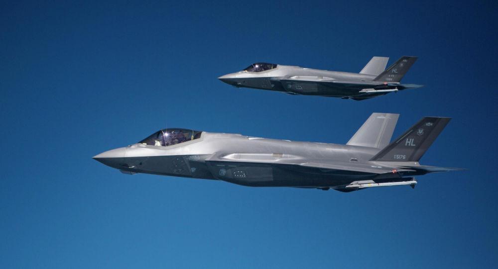 نقطه عطف برای جنگنده های اف 35 درآمریکا معلوم شد