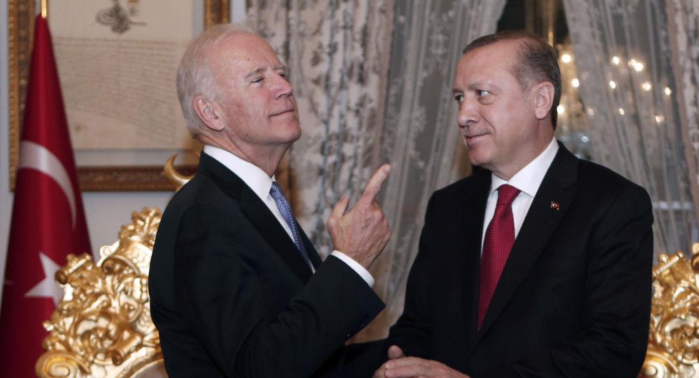 بایدن در نشست ناتو درباره ایران با اردوغان گفتگو می کند