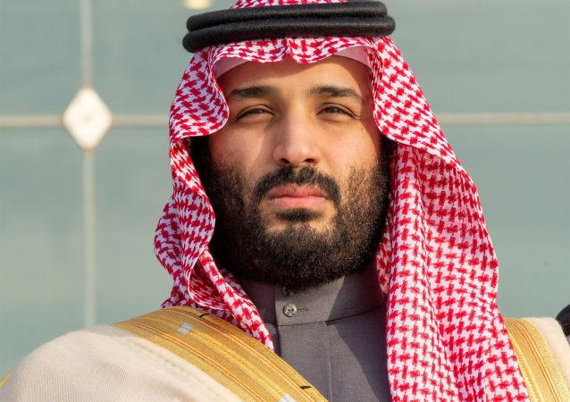 ولیعهد سعودی شاهزاده محمد بن سلمان عربستان سعودی