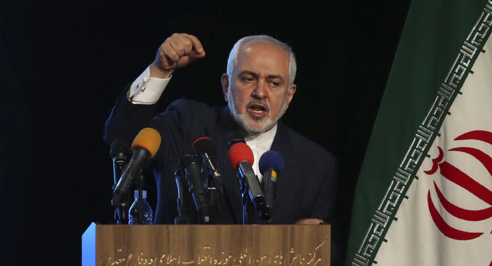 ظریف: تروریسم اقتصادی آمریکا علیه مردم ایران ادامه دارد