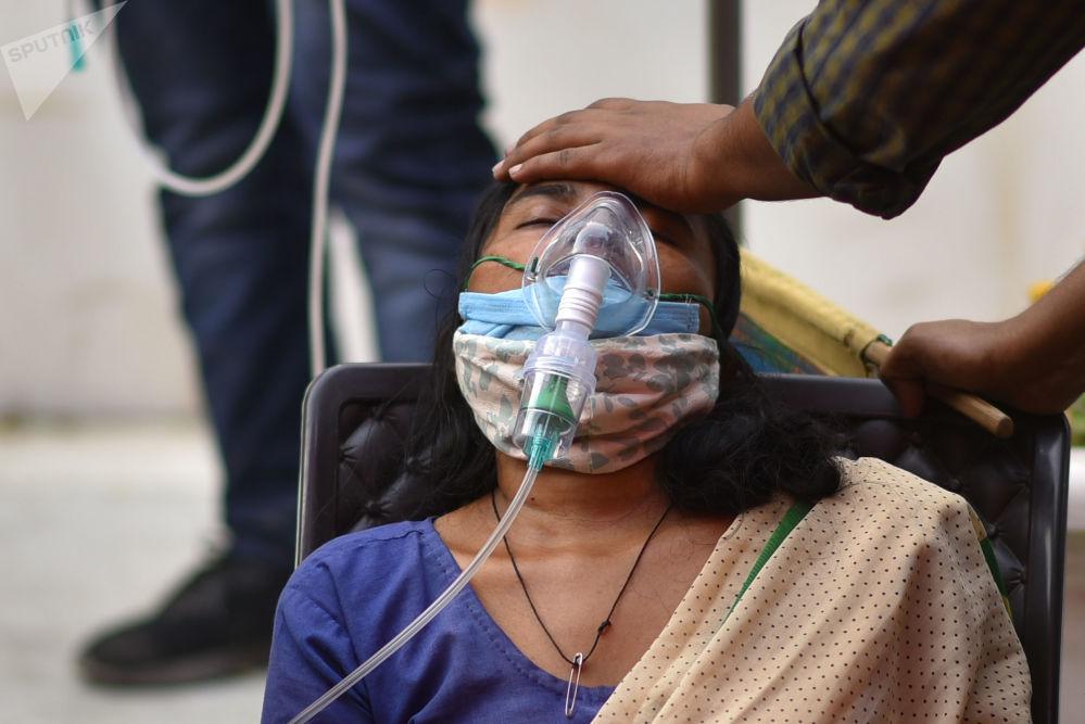 وضعیت فاجعهبار اپیدمی در هند