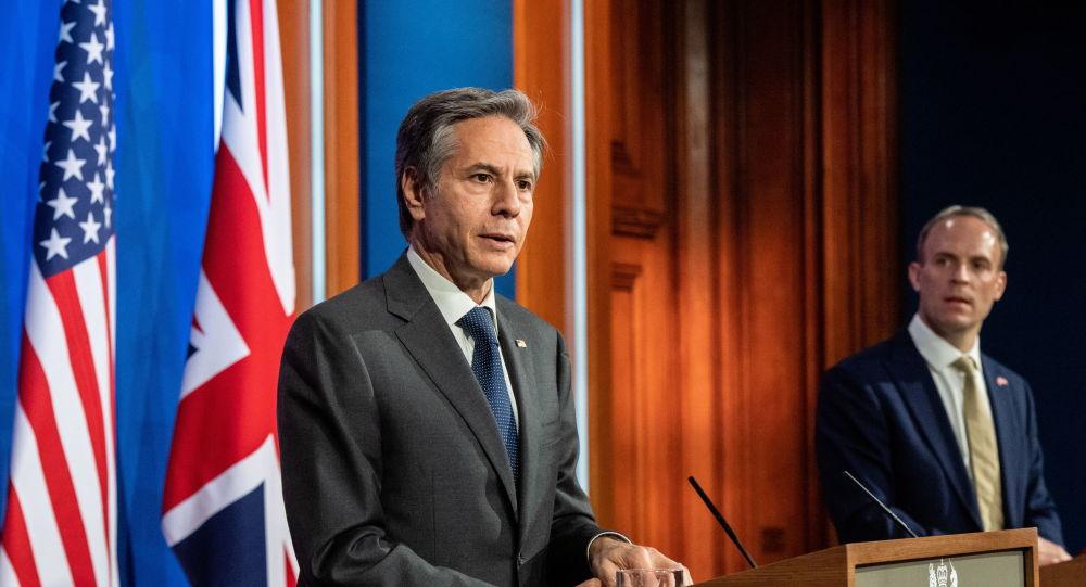 ادعای وزیر خارجه آمریکا در رابطه با سانحه هواپیمای اوکراینی