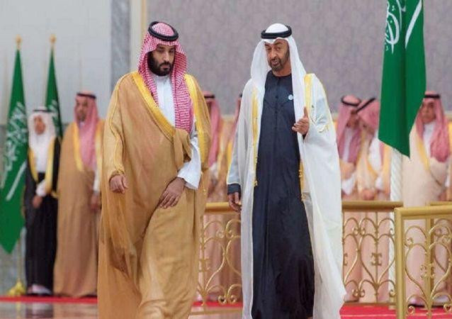 شدت گرفتن اختلافات عربستان و امارات