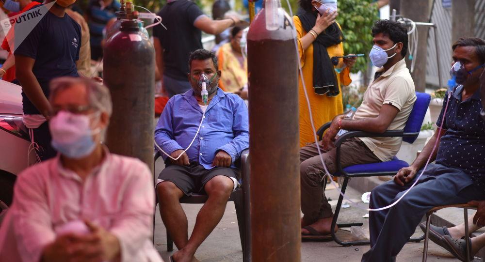 رکورد بی سابقه بیش از 29 میلیون مبتلا به کرونا در هند