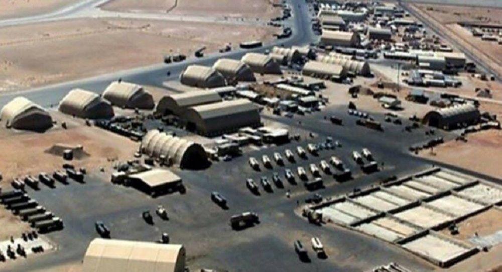 پایگاه آمریکایی عین الاسد در عراق