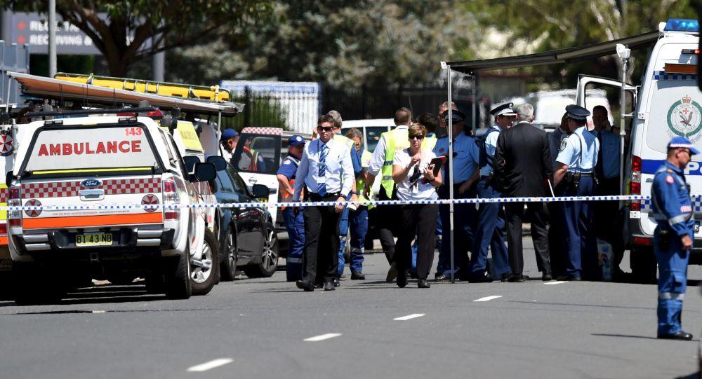 زخمی شدن دو نفر در نتیجه حمله با تبر در استرالیا
