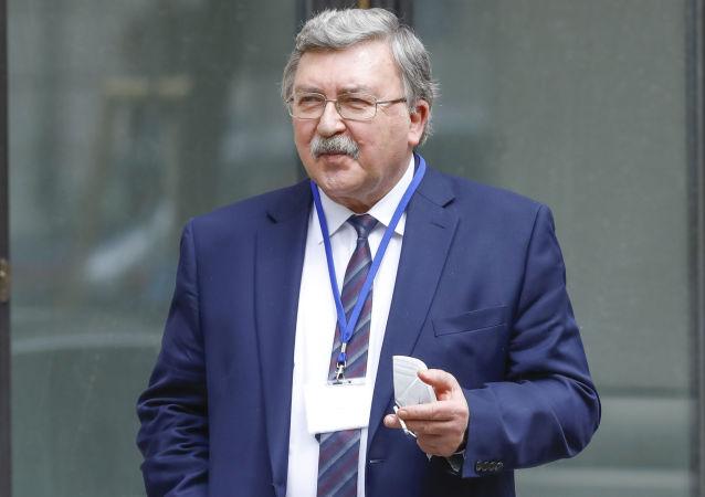 اولیانوف: توافق برجام تا پیش از انتخابات ایران به نتیجه نمی رسد
