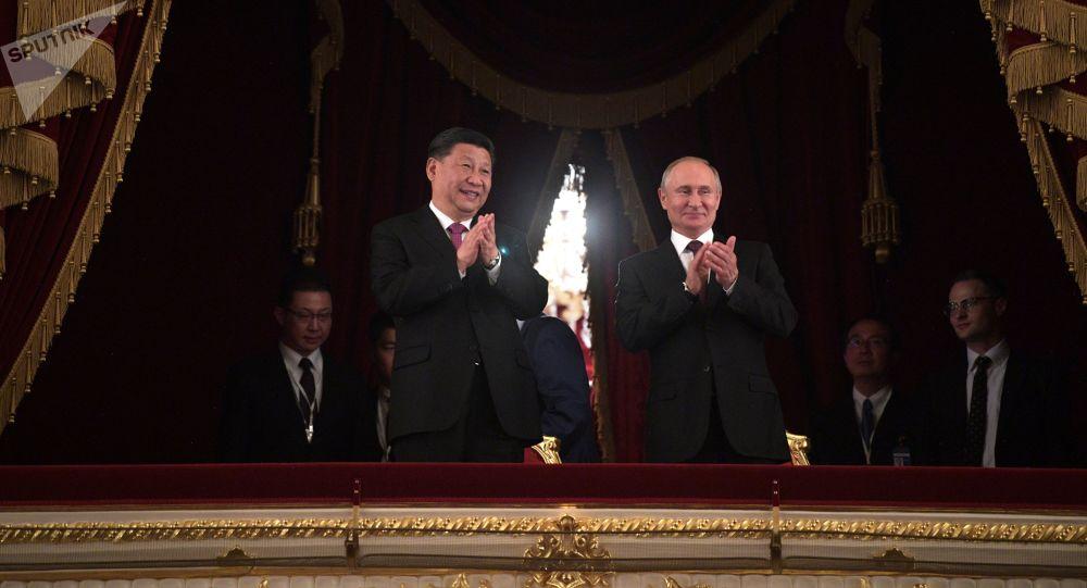 در چین دلیل ترس واشنگتن از مسکو و پکن مورد ارزبابی قرار گرفت