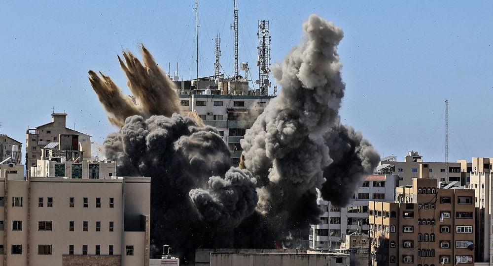 گزارس سازمان ملل متحد از خسارات وارده به غزه