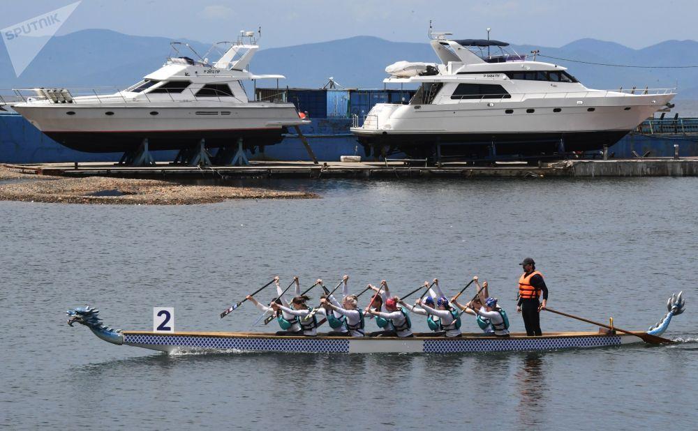 فستیوال بین المللی ورزشی « گوGenius Extreme» در ولادی واستوک روسیه