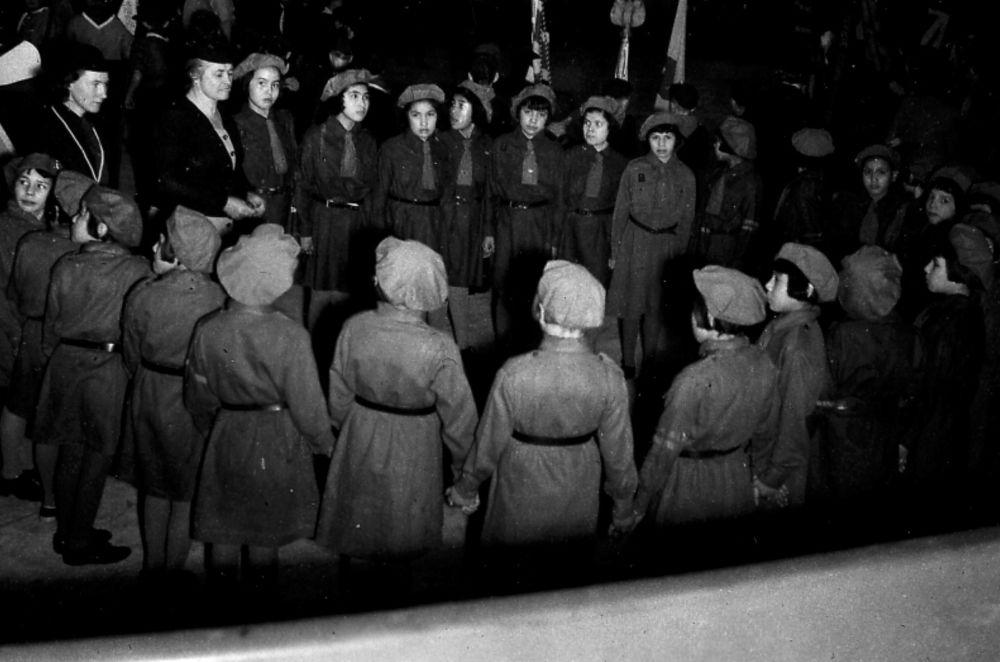 مدارس کانادایی برای ساکنان بومی سال 1951 میلادی
