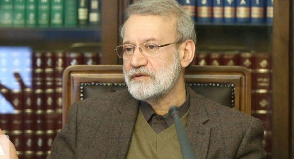 علی لاریجانی، رئیس پیشین مجلس شورای اسلامی ایران