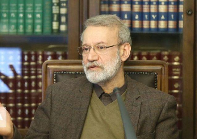 رئیس مجلس ایران گفت که قصد دارد در دانشگاه تدریس کند