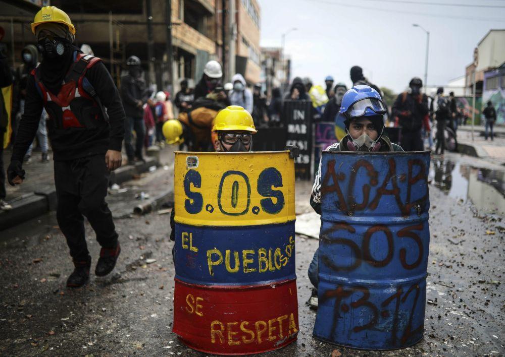 رویدادهای هفته به روایت تصویر کلمبیا