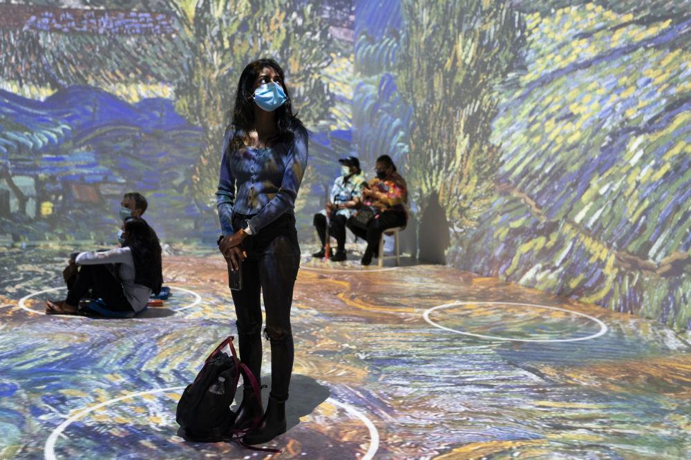 رویدادهای هفته به روایت تصویر نمایشگاه در نیویورک