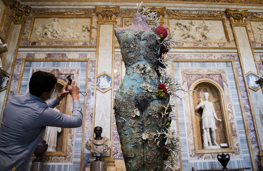 رویدادهای هفته به روایت تصویر موزه روم