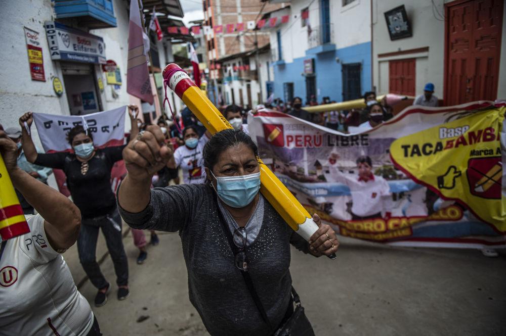 رویدادهای هفته به روایت تصویر پرو
