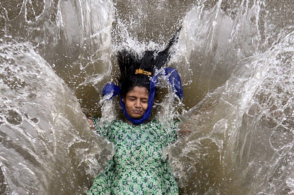 رویدادهای هفته به روایت تصویر مومبی هند