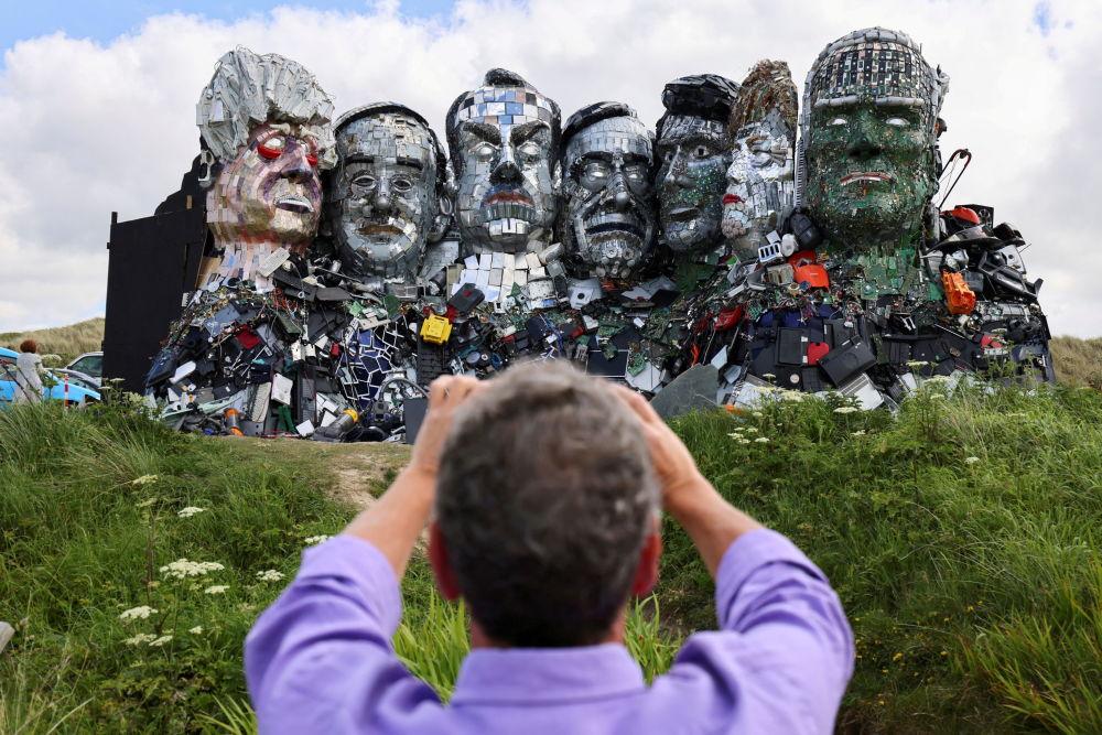 رویدادهای هفته به روایت تصویر بریتانیا