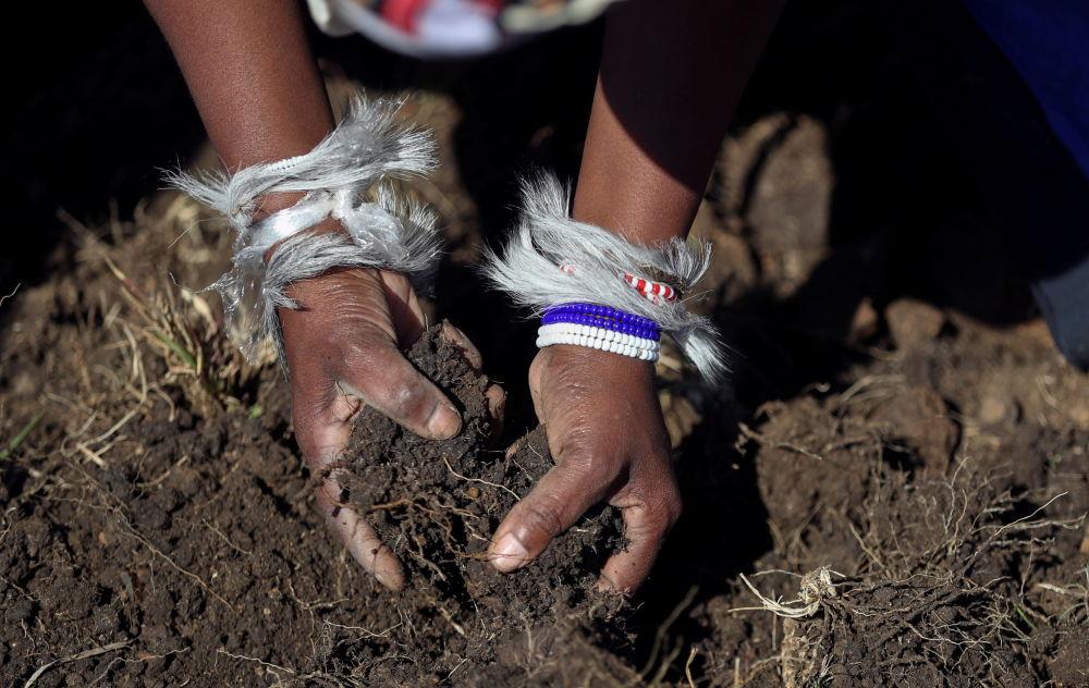 در آفریقای جنوبی تب «الماس» همچنان داغ است