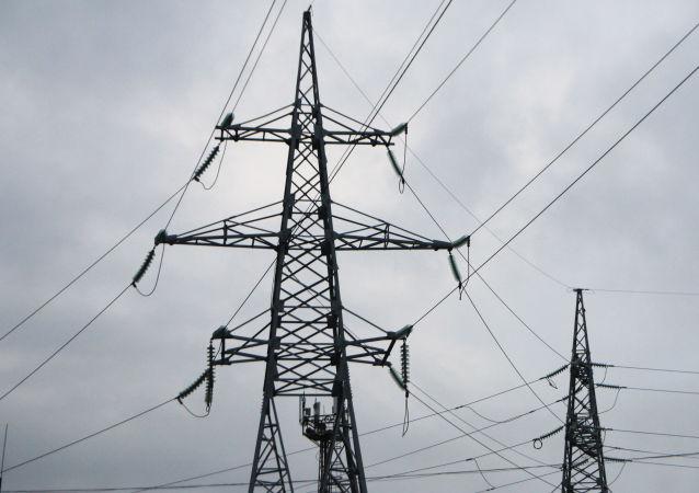 تاسیسات برق ایران