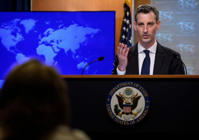 آمریکا در انتظار برگزاری دور هفتم مذاکرات با ایران در وین