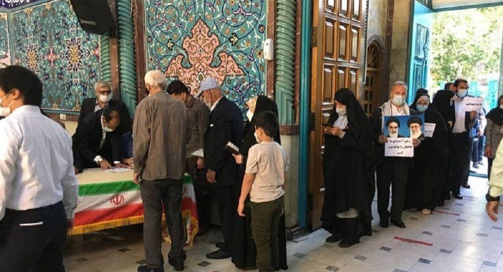 زمان رایگیری انتخابات ایران تا ساعت 22 تمدید شد