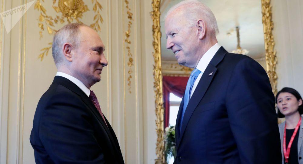 درخشان ترین لحظه در دیدار پوتین و بایدن از دیدگاه رئیس جمهور سوئیس