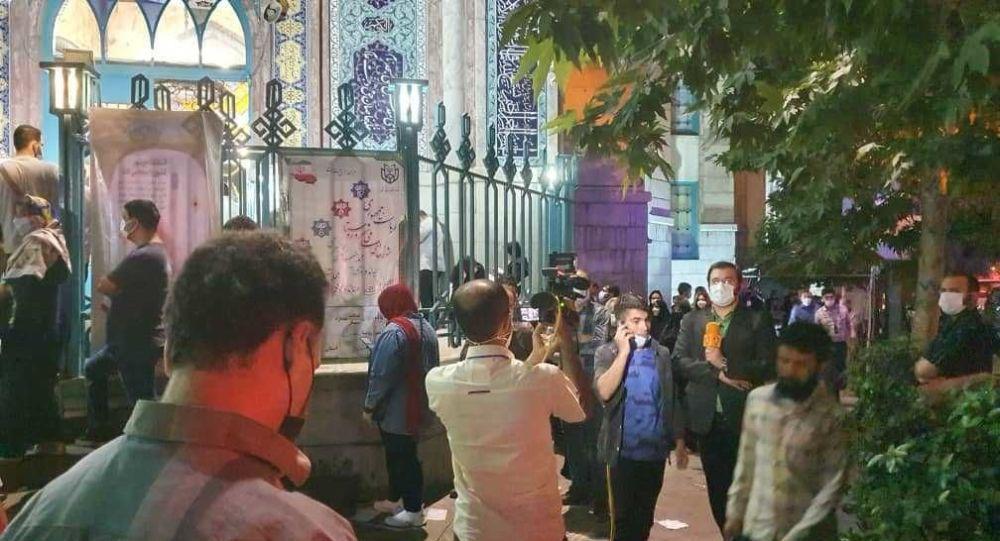 اعلام آمار نهایی انتخابات ریاست جمهوری در ایران