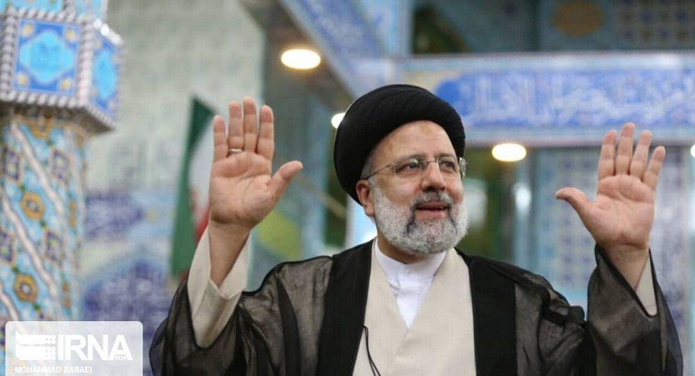 رییسی پیشتاز انتخابات ایران است