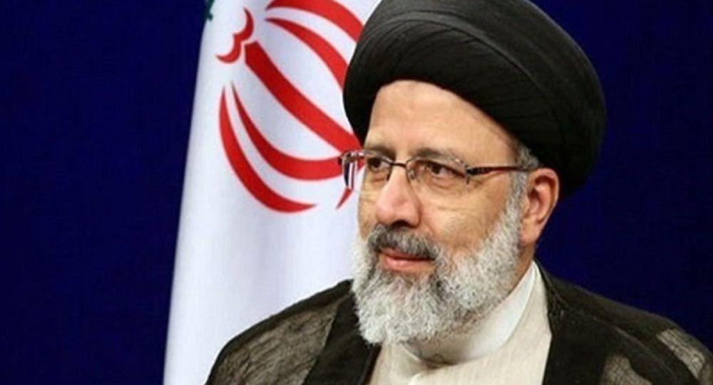ابراهیم رئیسی، رئیس جمهور ایران شد