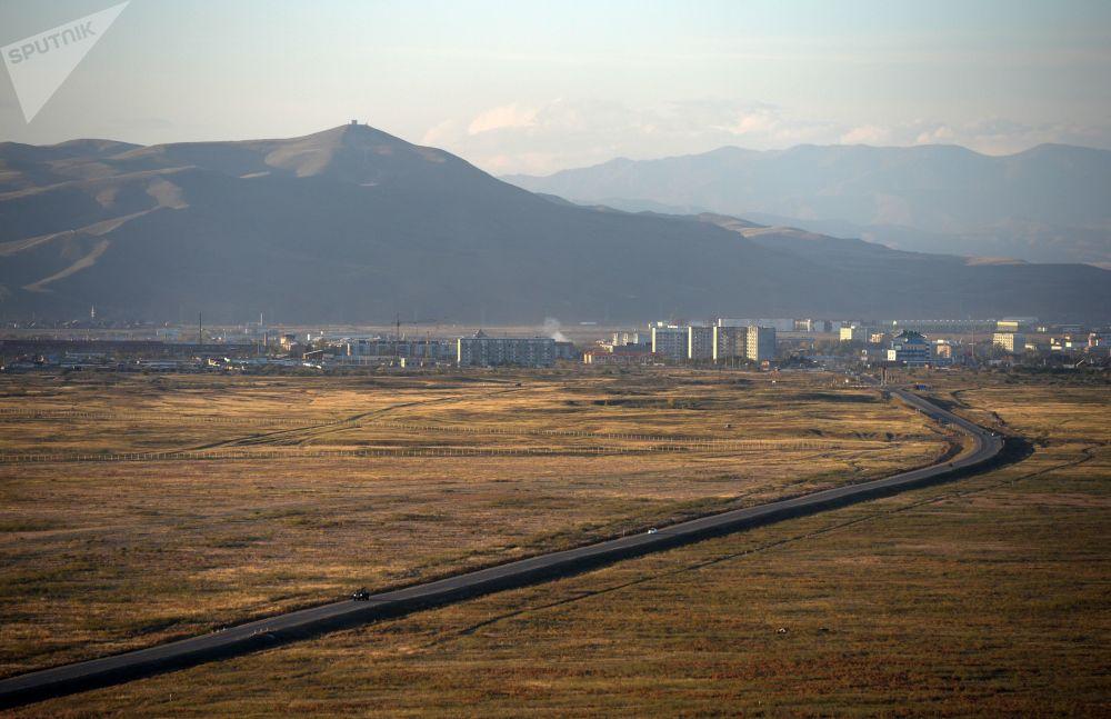 شهرهای زیبای روسیه از نظر خارجیان جمهوری «تیوا»ی روسیه