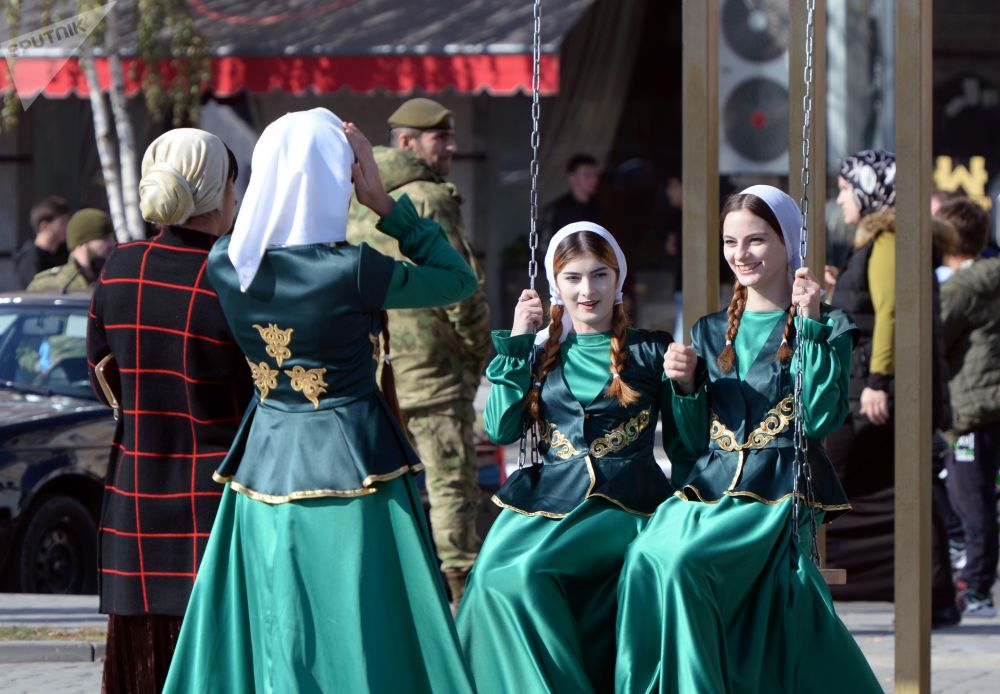 شهرهای زیبای روسیه از نظر خارجیان شهر «گروزنی» روسیه