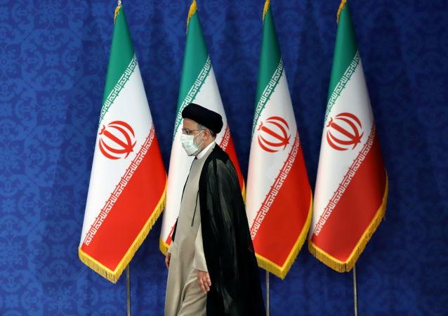 ابراهیم رئیسی، رئیس جمهوری ایران