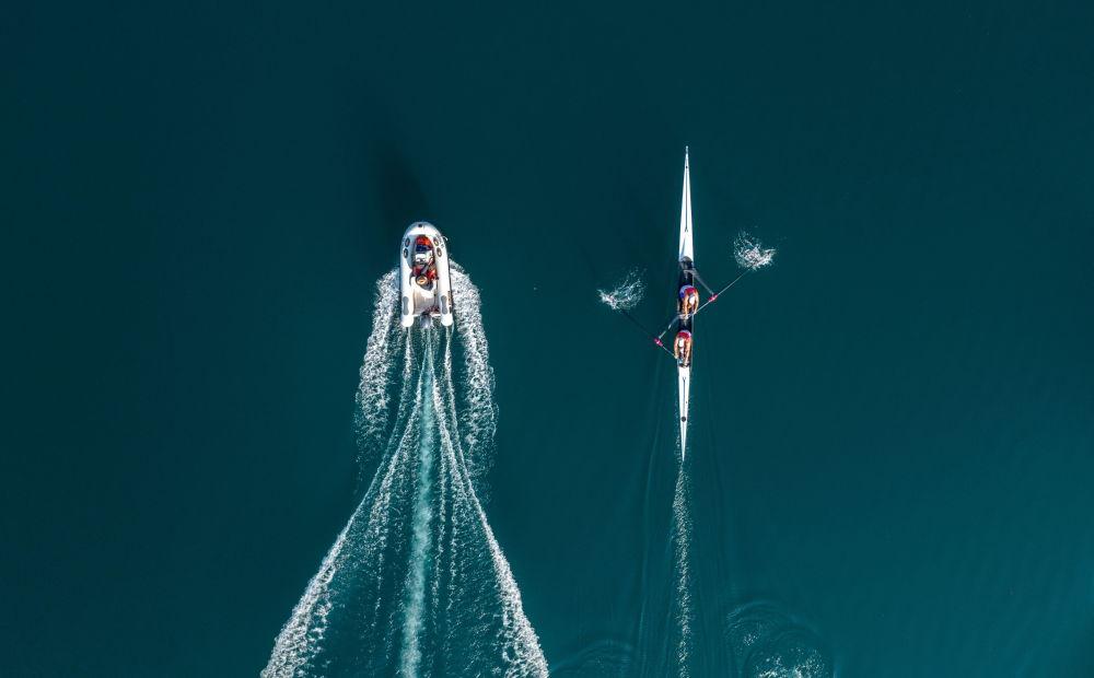 رویدادهای هفته به روایت تصویر  تمرین قایق رانی در کورواتی