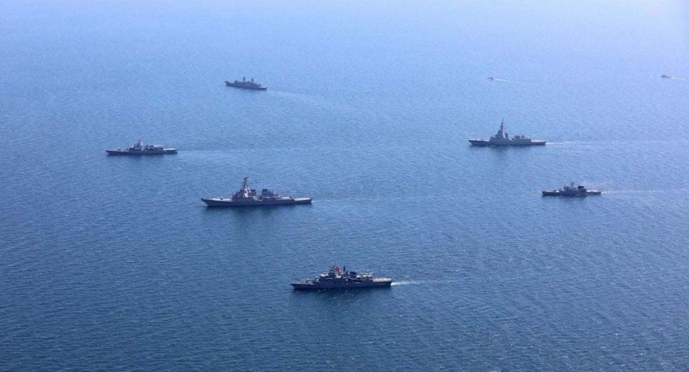 رزمایش بزرگ کشورهای عضو ناتو و اوکراین تحت عنوان Sea Breeze